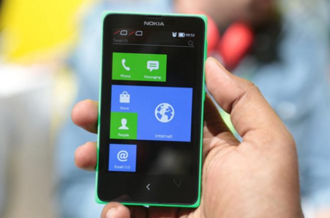 诺基亚推Android手机令微软尴尬?结果恰恰相反