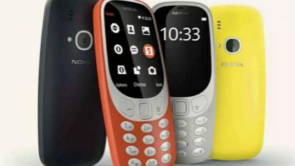晚报 诺基亚 3310 正式回归,满足你的怀旧情怀;华为P10发布:新增草木绿,3月开卖,649欧元起售