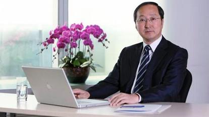 德勤中国合伙人傅建超为创客100企业家商学院题词