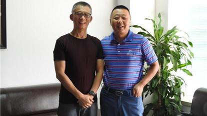 华为首席运营商顾问陈钢为创客100企业家商学院题词