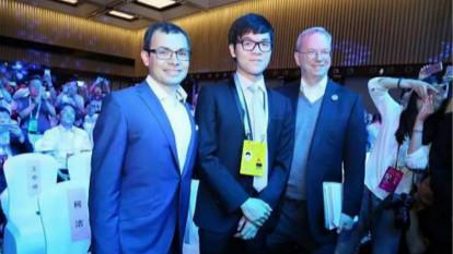 带着公关任务的AlphaGo,混江湖的面子与里子