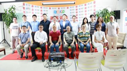 首届创业家企业家座谈会在创客100总部圆满举行