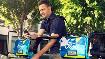 福特牌共享单车明天就要在湾区投放了 可为什么是福特?