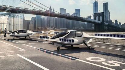 """科幻片里的场景正一步步实现  腾讯投资了一家德国""""飞行出租车""""公司"""