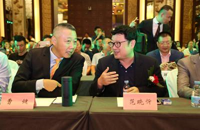 金电联行范晓忻获聘为创客100企业家商学院教练型导师